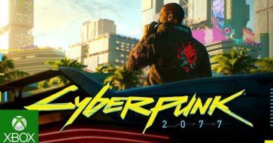 Cyberpunk 2077 – officialE3 2018trailer