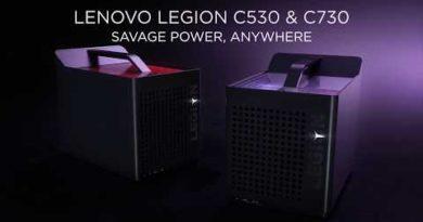 Lenovo Legion C730 and C530 Product Tour