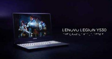 Lenovo Legion Y530 Laptop Product Tour