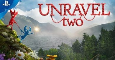 Unravel Two - E3 2018 Reveal Trailer | PS4
