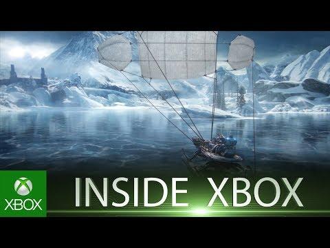 Gears E3 2018 Inside Xbox Announce. All three Games!