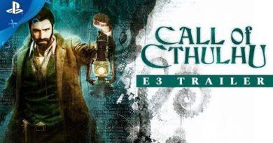 Call of Cthulhu – E3 2018 Trailer | PS4