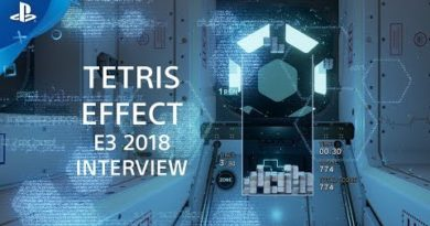 Tetris Effect Interview   PS4, PS VR at E3 2018