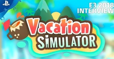 Vacation Simulator - PS VR Preview | PlayStation Live From E3 2018