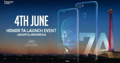 HONOR 7A LAUNCH EVENT