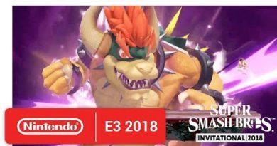 Super Smash Bros. Invitational 2018 - Part 1 - Nintendo E3 2018