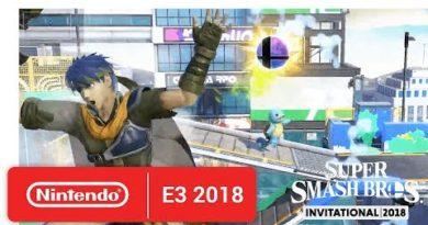 Super Smash Bros. Invitational 2018 - Part 2 - Nintendo E3 2018