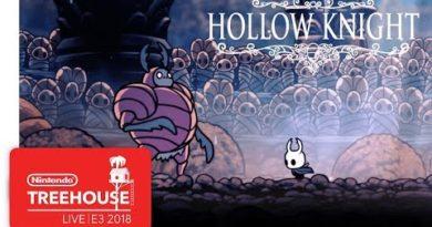 Hollow Knight Gameplay - Nintendo Treehouse: Live | E3 2018