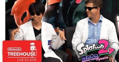 Splatoon 2: Octo Expansion Gameplay Pt. 2 - Nintendo Treehouse: Live | E3 2018