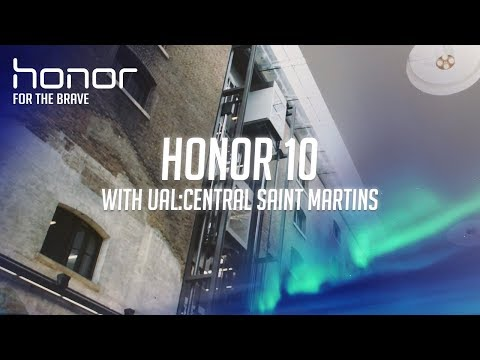 Meet Honor 10 with CRM (UAL: Central Saint Martins)
