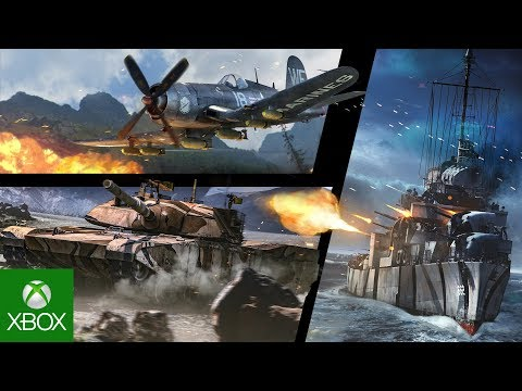 War Thunder Early Access Launch Trailer