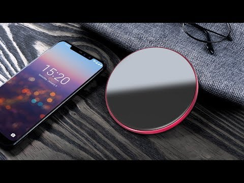 UMIDIGI Q1| Unbox the World's Fastest Wireless Charger 15W