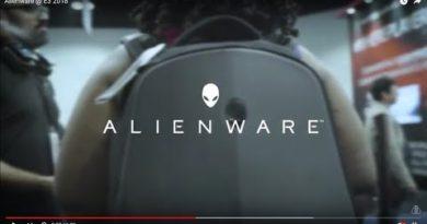 Alienware @ E3 2018