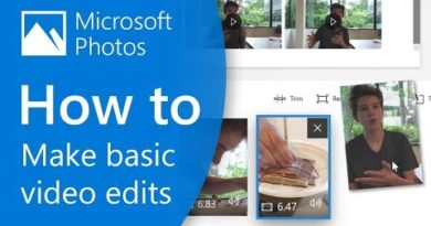 Video Editing in Microsoft Photos   Sequencing and Trimming