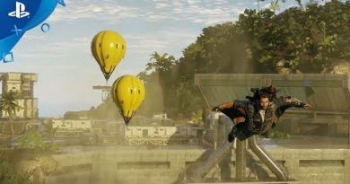 Just Cause 4 – Welcome to Just Cause 4: Developer BTS   PS4
