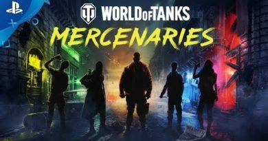 World of Tanks: Mercenaries - Launch Trailer   PS4