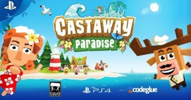 Castaway Paradise - Announcement Trailer | PS4