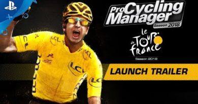 Tour de France 2018 - Launch Trailer | PS4