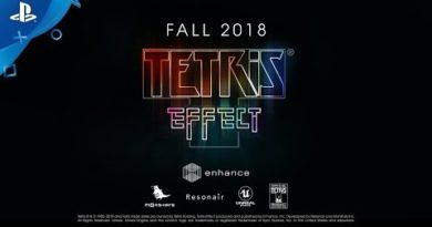 Tetris Effect - Announce Trailer | PS4