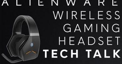 Alienware Wireless Gaming Headset | Tech Talk