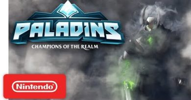 Paladins for Nintendo Switch - Announcement Trailer