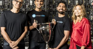 Meet your 2018 Imagine Cup champions – smartARM of Canada!