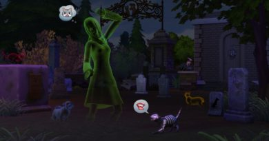 The Sims 4 Cats & Dogs Expansion Pack Available Now on Xbox One