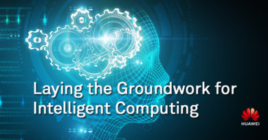 Huawei Ups the Intelligent Computing Game
