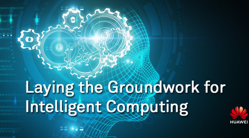 Huawei Ups the Intelligent Computing Game