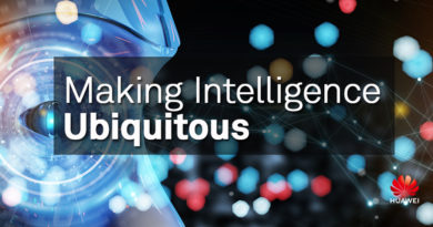 Step On Closer to the Intelligent Era with Huawei Intelligent Computing