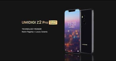UMIDIGI Z2 Pro| Notch Flagship + F/1.7 Big Aperture