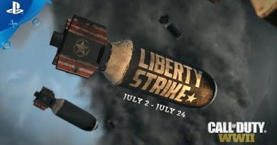"""Call of Duty: WWII - """"Liberty Strike"""" Community Event Trailer 