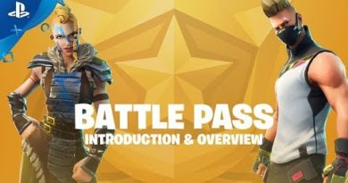 Fortnite - Season 5 Battle Pass Intro and Overview   PS4