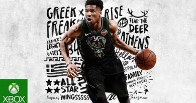 NBA 2K19 — A Boy With A Name (Feat. Giannis Antetokounmpo)