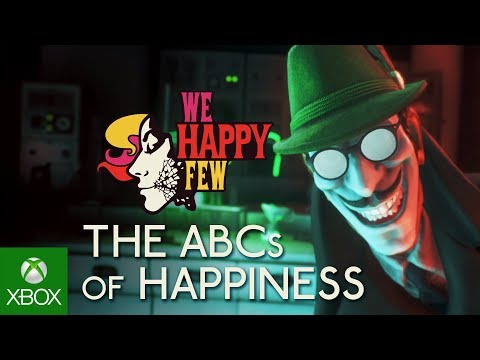 Always Be Cheerful: The ABCs of Happiness