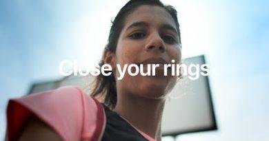 Apple Watch — Close Your Rings | Yocelin — Apple