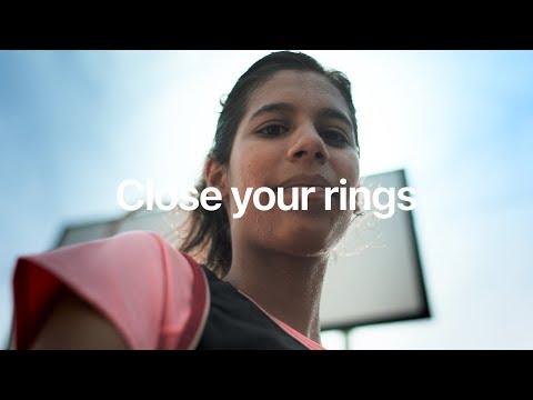 Apple Watch — Close Your Rings   Yocelin — Apple
