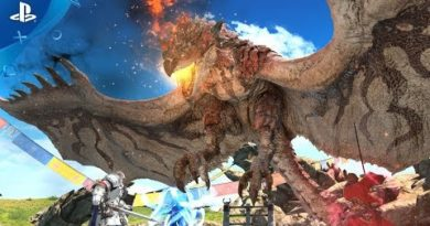 Final Fantasy XIV x Monster Hunter: World - Collaboration Trailer   PS4