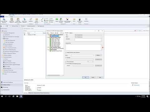 Utilizing Dell Command   Configure with SCCM
