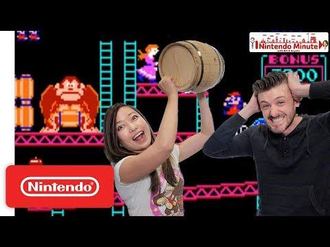 Arcade Archives Donkey Kong Challenge - Nintendo Minute
