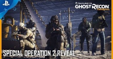 Tom Clancy's Ghost Recon Wildlands - Rainbow 6 Siege: Special Operation 2 Gameplay   PS4