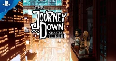 The Journey Down: Chapter Three – Gameplay Trailer | PS4