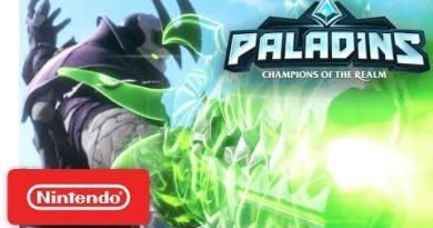 Paladins Free-to-Play Trailer - Nintendo Switch
