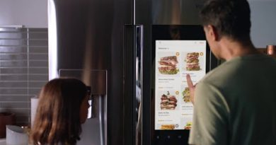 Samsung Connected Living 2018 : Nothing to eat