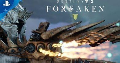 Destiny 2: Forsaken – New Weapons and Gear | PS4