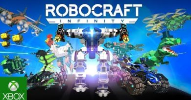 Robocraft Infinity: Big Boom! Update