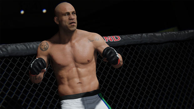 Heroic Fighters Arrive in UFC 3 Icon Edition on Xbox One