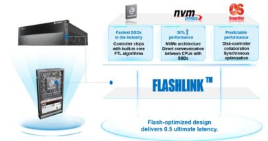 FlashLink: The Secret to Huawei's High-Performance All-Flash Storage