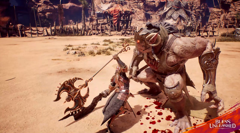Make Them Pray in Upcoming MMORPG Bless Unleashed on Xbox One