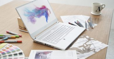 MSI announces P65 Creator – a new premium notebook for content creators